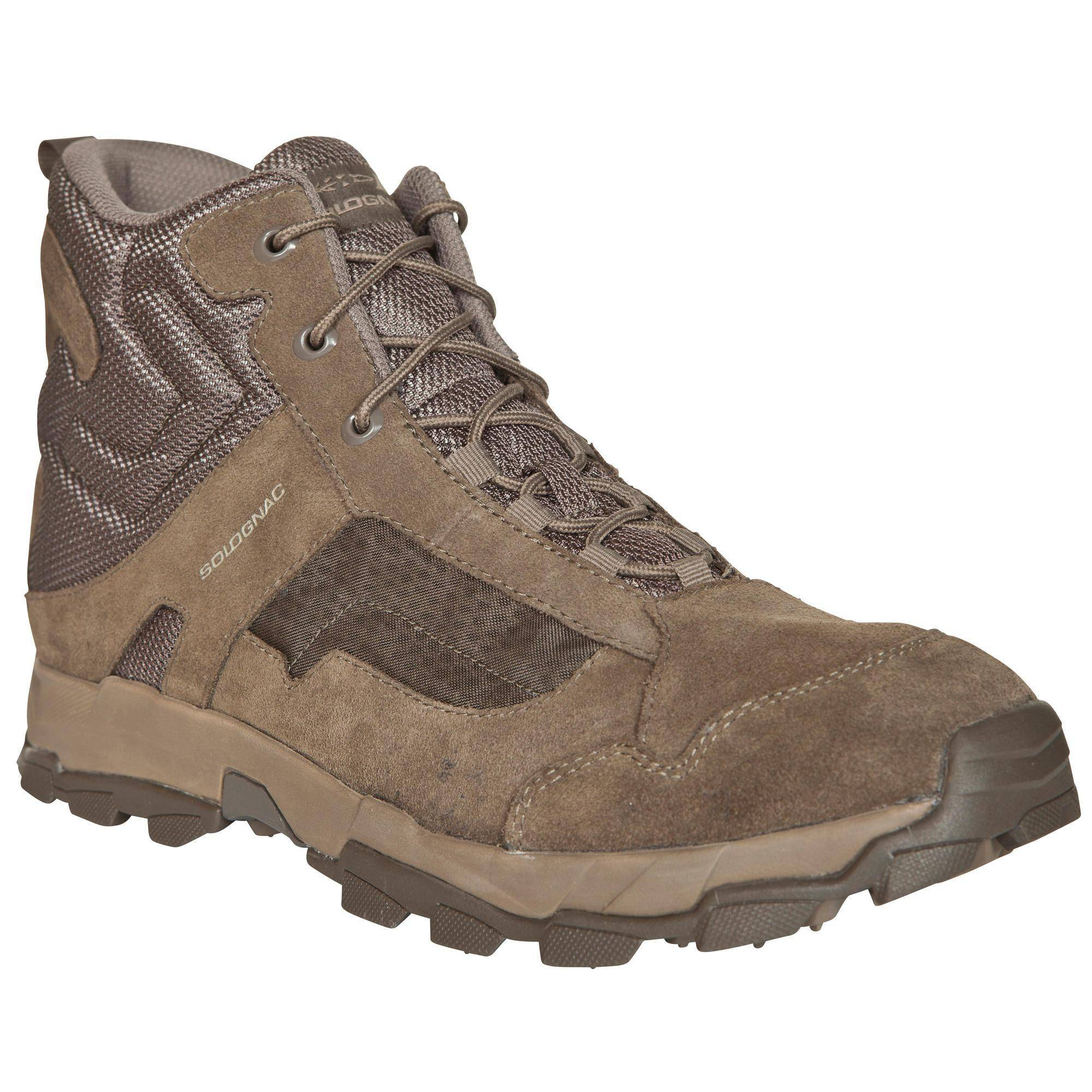 Solognac Chaussures Chasse Sporthunt 300 beige - Solognac