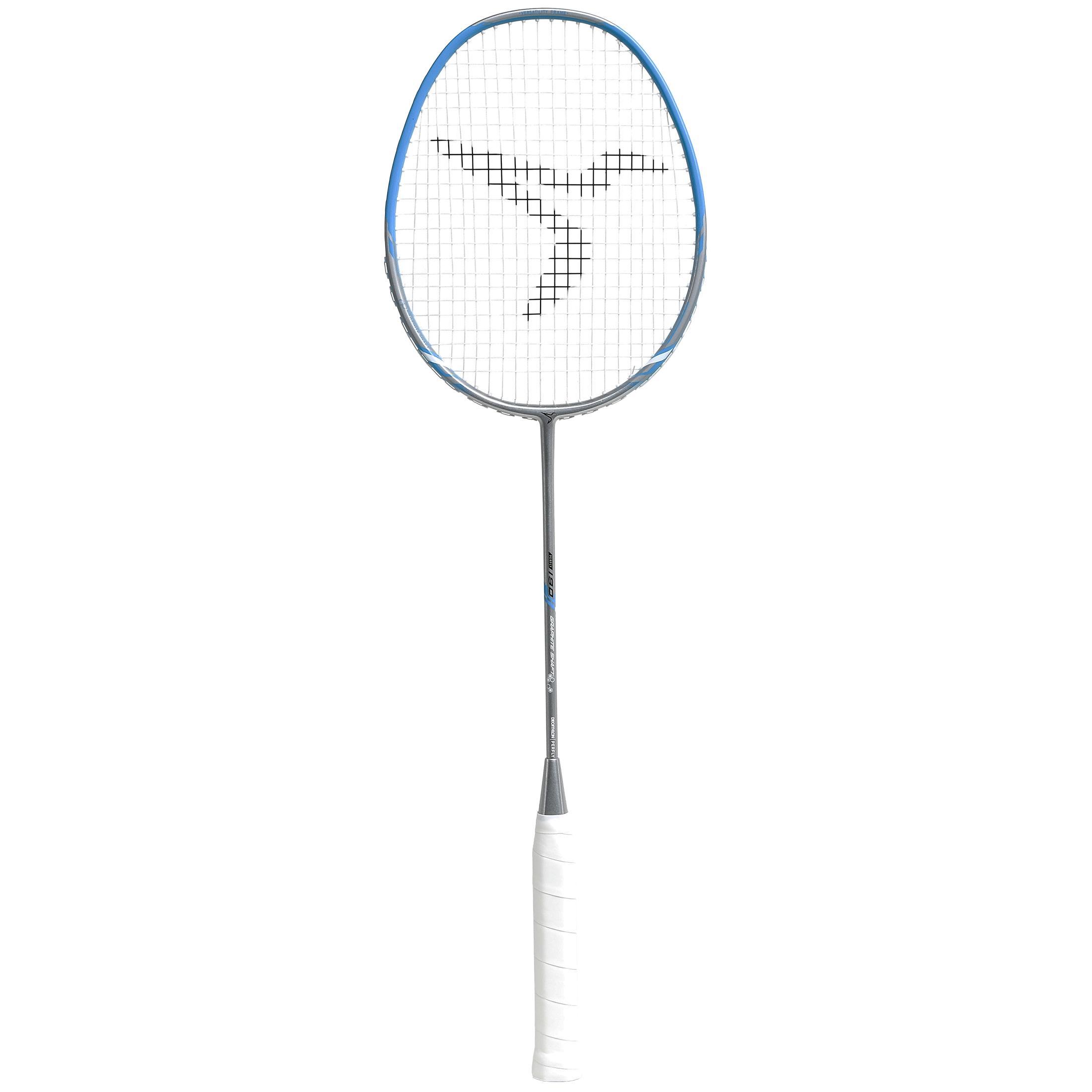 Perfly Raquette De Badminton Adulte BR 190 - Bleu Ciel - Perfly