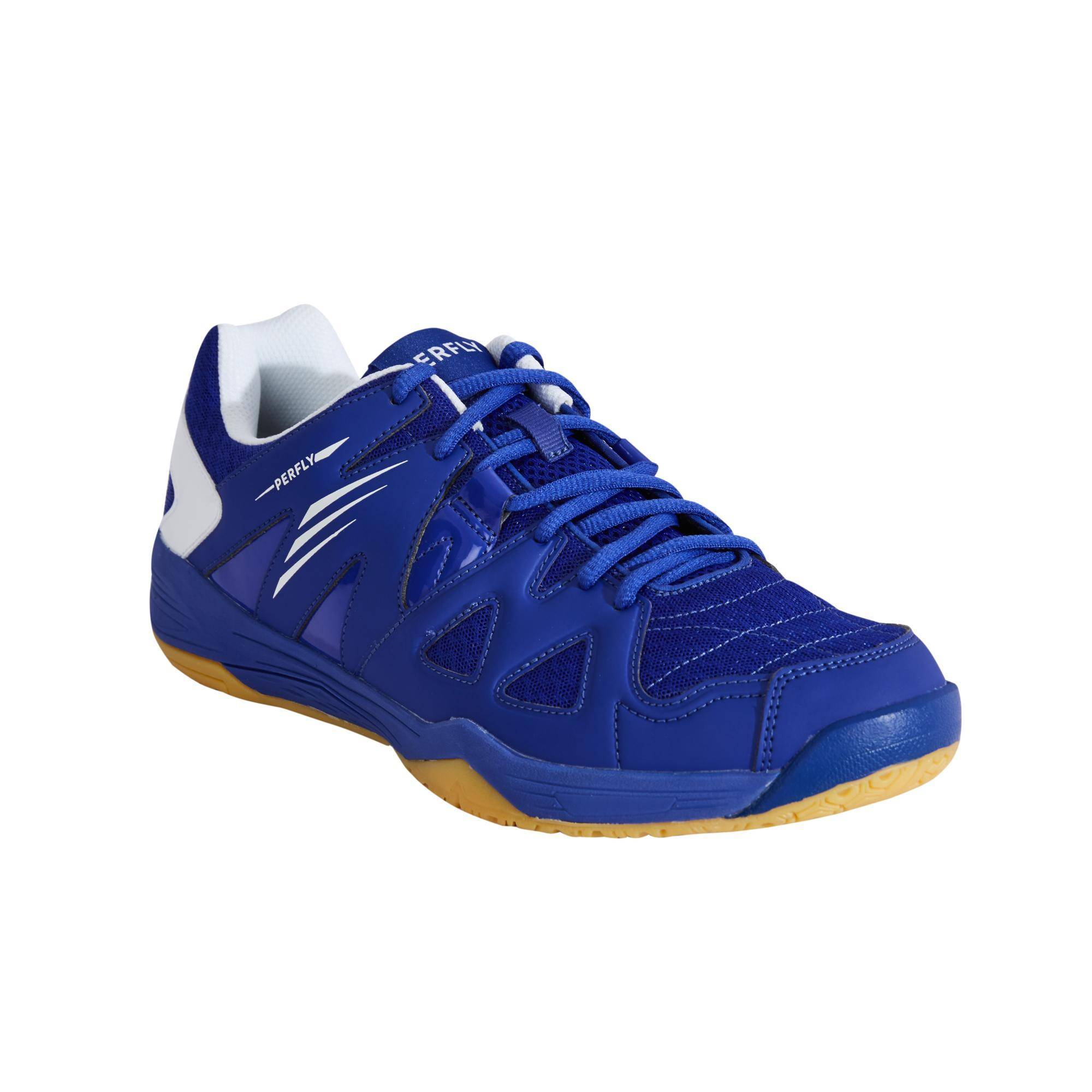 PERFLY Chaussures De Badminton pour Homme BS530 - Bleu - PERFLY - 43