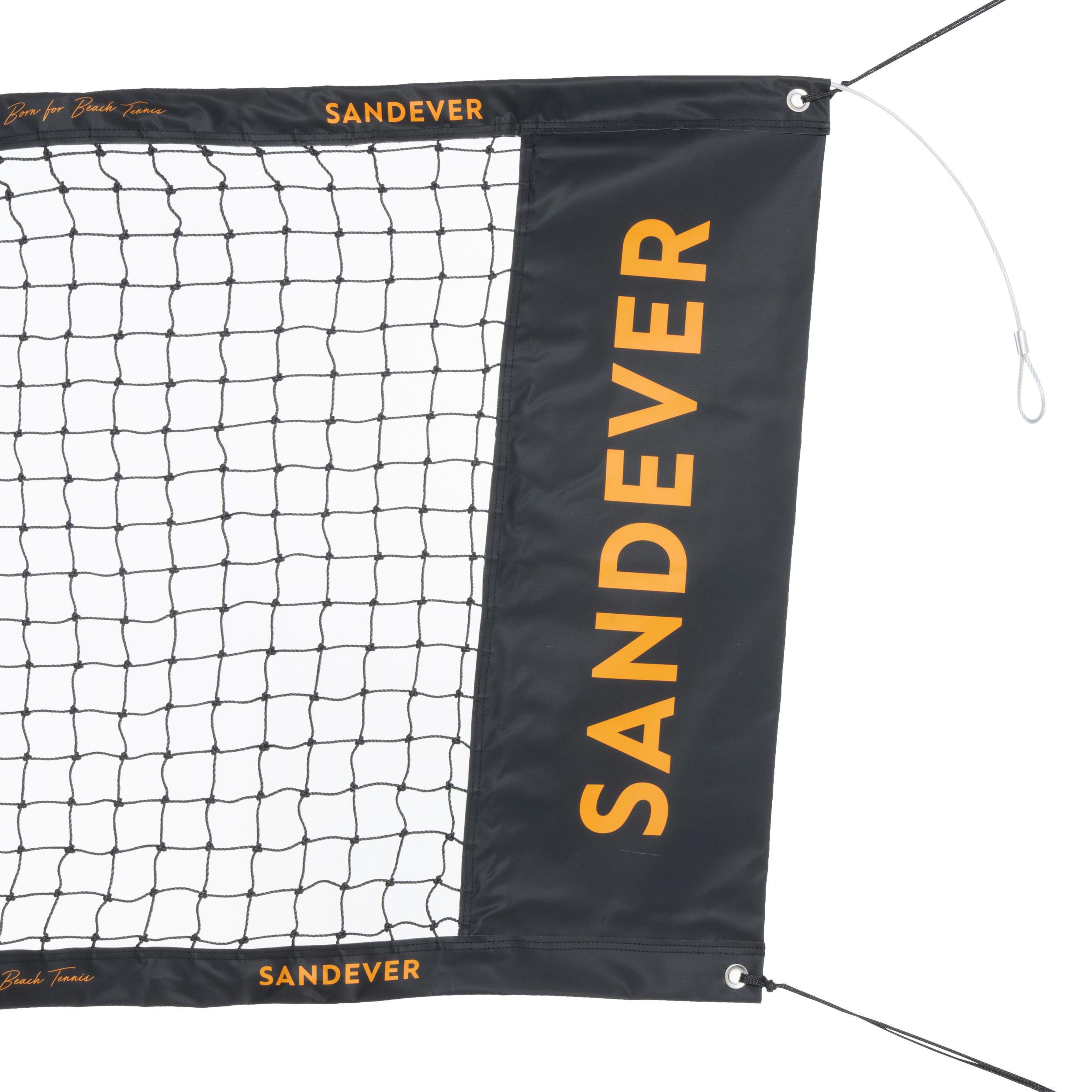 SANDEVER filet de Beach Tennis BTN 900 - SANDEVER - Taille unique