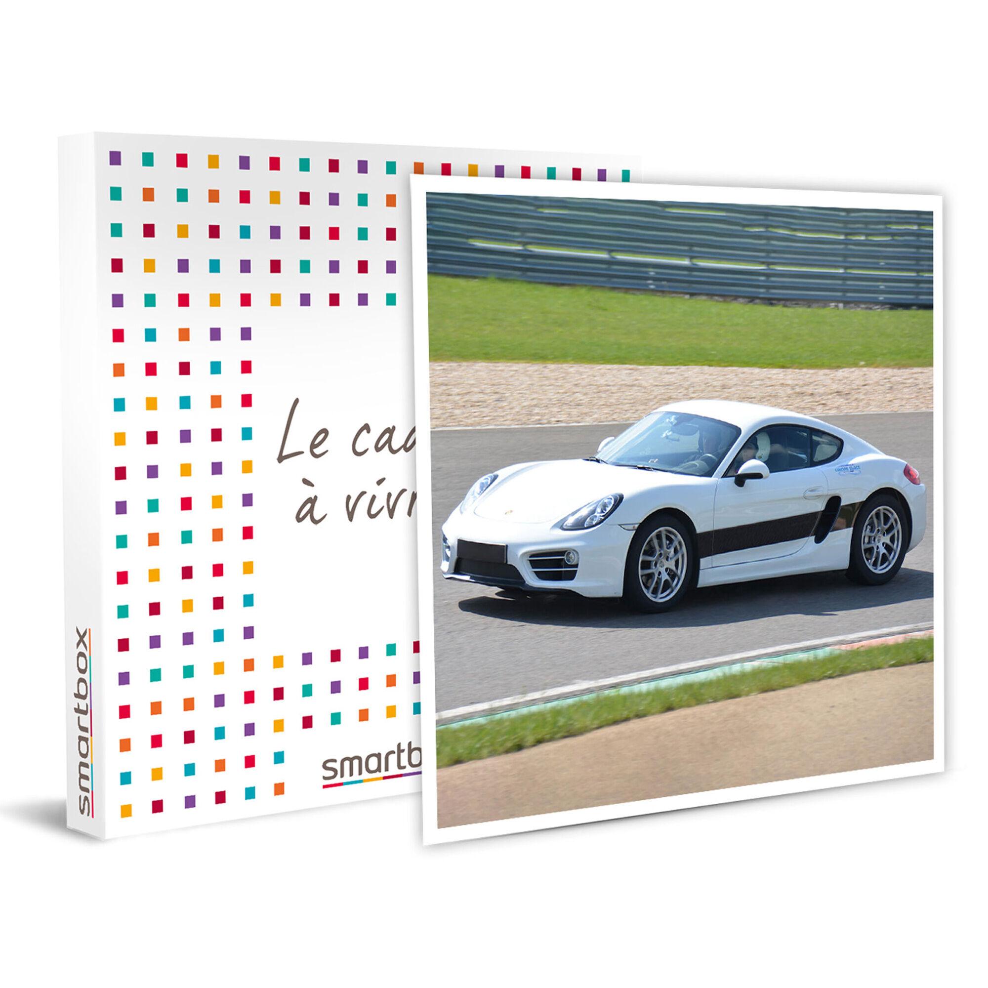 Smartbox Pilotage prestige Porsche Coffret cadeau Smartbox