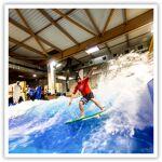 Surf sur vague artificielle en Vendée Coffret cadeau Smartbox Sensations... par LeGuide.com Publicité