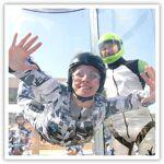 Deux vols de simulation de chute libre pour 4 à Montpellier Coffret cadeau... par LeGuide.com Publicité