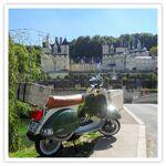Découverte de la région des châteaux de la Loire en scooter Coffret cadeau... par LeGuide.com Publicité