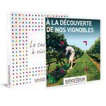 À la découverte de nos vignobles Coffret cadeau Smartbox Voici un coffret... par LeGuide.com Publicité