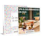 Spa & gourmandises en duo Coffret cadeau Smartbox Détente et délice... par LeGuide.com Publicité
