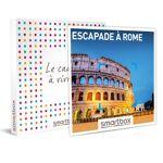 Escapade à Rome Coffret cadeau Smartbox Découvrir la cité éternelle lors... par LeGuide.com Publicité
