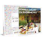 Bonnes tables en Rhône-Alpes Coffret cadeau Smartbox Ce coffret invite... par LeGuide.com Publicité