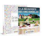 À la découverte des vins bordelais Coffret cadeau Smartbox Qu'il... par LeGuide.com Publicité