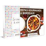 Repas gourmands à Bordeaux Coffret cadeau Smartbox Les fins gastronomes... par LeGuide.com Publicité
