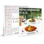 Repas gourmands à Lille Coffret cadeau Smartbox S'il est une ville... par LeGuide.com Publicité