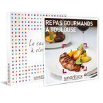 Repas gourmands à Toulouse Coffret cadeau Smartbox Toulouse regorge de... par LeGuide.com Publicité