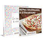 Repas gourmands à Strasbourg Coffret cadeau Smartbox Les amateurs de... par LeGuide.com Publicité