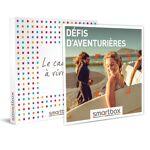 Défis d?aventurières Coffret cadeau Smartbox Les femmes d?action vont... par LeGuide.com Publicité