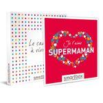 Supermaman Coffret cadeau Smartbox Quoi de plus beau qu?une expérience... par LeGuide.com Publicité