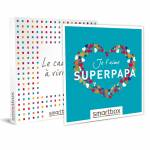 Superpapa Coffret cadeau Smartbox Tous les papas seront comblés par ce... par LeGuide.com Publicité