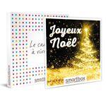 Joyeux Noël Coffret cadeau Smartbox Quelle belle idée que de terminer... par LeGuide.com Publicité