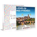 Loisirs en Midi-Pyrénées Coffret cadeau Smartbox La région Midi-Pyrénées... par LeGuide.com Publicité