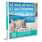 Séjour détente et gastronomie Coffret cadeau Smartbox Ce coffret Séjour... par LeGuide.com Publicité