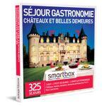 Séjour gastronomie châteaux et belles demeures Coffret cadeau Smartbox... par LeGuide.com Publicité