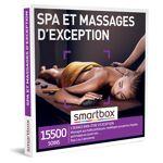 Spa et massagesd'exception Coffret cadeau Smartbox Qu?il sera doux... par LeGuide.com Publicité