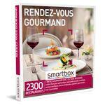 Rendez-vous gourmand Coffret cadeau Smartbox Les amateurs de gastronomie... par LeGuide.com Publicité