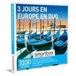 3 jours en Europe en duo Coffret cadeau Smartbox Voici un coffret qui... par LeGuide.com Publicité