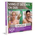 Soins et détente en duo Coffret cadeau Smartbox Ce coffret offre aux... par LeGuide.com Publicité