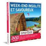 Week-end insolite et savoureux Coffret cadeau Smartbox Un moment hors... par LeGuide.com Publicité