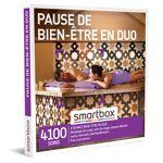 Pause de bien-être en duo Coffret cadeau Smartbox Quoi de mieux qu?une... par LeGuide.com Publicité