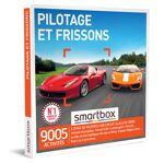 Pilotage et frissons Coffret cadeau Smartbox Les passionnés de sport... par LeGuide.com Publicité