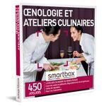 ?nologie et ateliers culinaires Coffret cadeau Smartbox Voilà un coffret... par LeGuide.com Publicité