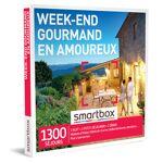 Week-end gourmand en amoureux Coffret cadeau Smartbox Une escapade placée... par LeGuide.com Publicité