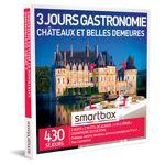 3 jours gastronomie, châteaux et belles demeures Coffret cadeau Smartbox... par LeGuide.com Publicité