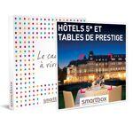 Hôtels 5* et tables de prestige Coffret cadeau Smartbox Cap sur un séjour... par LeGuide.com Publicité