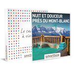 Nuit et douceur près du Mont-Blanc Coffret cadeau Smartbox Un séjour... par LeGuide.com Publicité