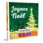 Joyeux Noël Coffret cadeau Smartbox Dans ce coffret de Noël, tous les... par LeGuide.com Publicité