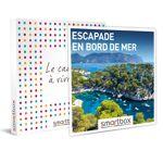 Escapade en bord de mer Coffret cadeau Smartbox Quoi de plus agréable... par LeGuide.com Publicité