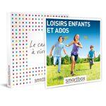Loisirs enfants et ados Coffret cadeau Smartbox Les enfants et les ados... par LeGuide.com Publicité