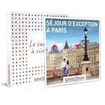 Séjour d'exception à Paris Coffret cadeau Smartbox Avis aux amoureux... par LeGuide.com Publicité