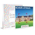 Séjour 4 étoiles Coffret cadeau Smartbox Quel bonheur de vivre un moment... par LeGuide.com Publicité