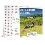 Sur la route des vins Coffret cadeau Smartbox Les amateurs de bon vin... par LeGuide.com Publicité