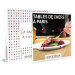 Tables de chefs à Paris Coffret cadeau Smartbox Idéal pour les amateurs... par LeGuide.com Publicité