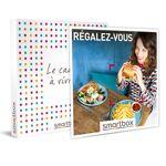 Régalez-vous Coffret cadeau Smartbox Spécialités culinaires d?ici et... par LeGuide.com Publicité