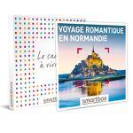 Voyage romantique en Normandie Coffret cadeau Smartbox Voici le coffret... par LeGuide.com Publicité