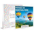 Voyage en montgolfière Coffret cadeau Smartbox Idéal pour les amoureux... par LeGuide.com Publicité