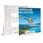 Adrénaline hélicoptère Coffret cadeau Smartbox Une expérience mémorable... par LeGuide.com Publicité