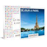 Séjour à Paris Coffret cadeau Smartbox Romantique, artistique, branchée,... par LeGuide.com Publicité