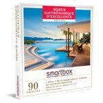 Séjour gastronomique d'excellence Coffret cadeau Smartbox Quoi de... par LeGuide.com Publicité