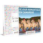 Séjour romantique en Camargue Coffret cadeau Smartbox La Camargue est... par LeGuide.com Publicité